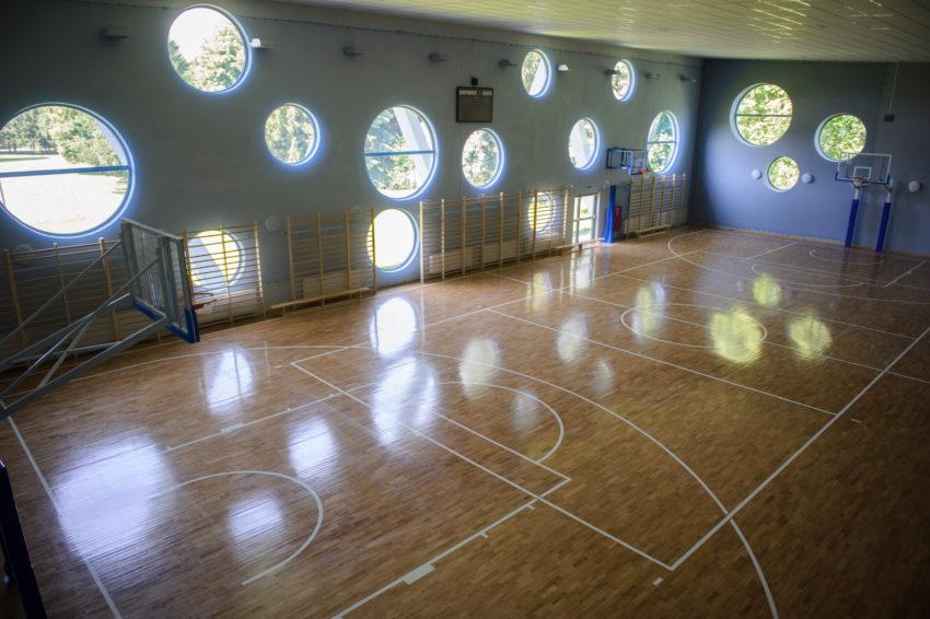 Miejski Dom Sportu - hala sportowa