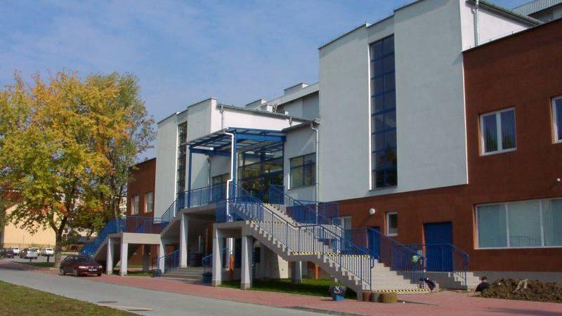 Hala Sportowa Krupnicza