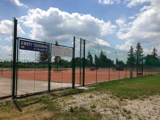 Korty tenisowe TOSIR - Mościce