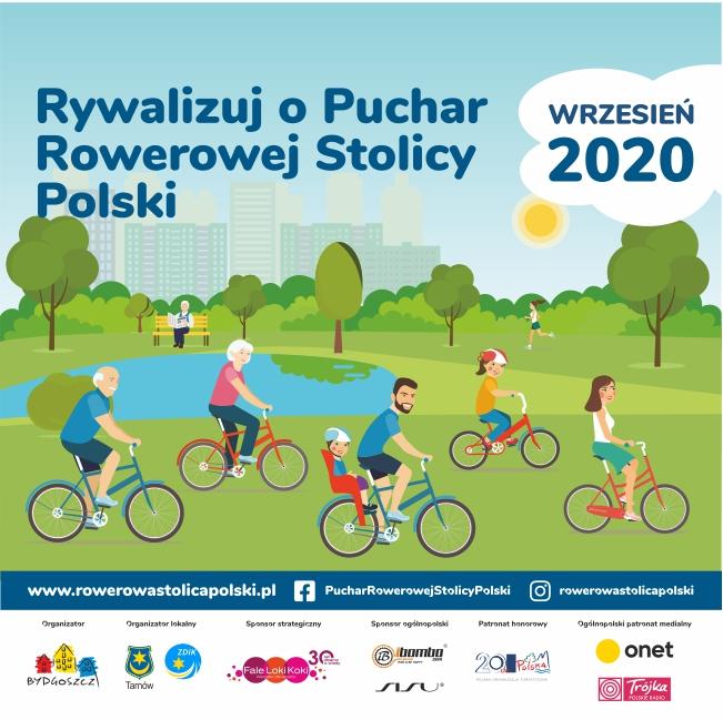 baner - Rowerowa Stolica Polski